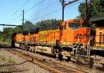BNSF 6415 on CSX K040